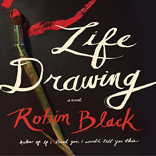 Life Drawing audiobook cover art