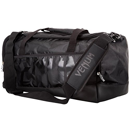 Venum Sparring Sport Bag - Black/Black, One Size