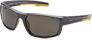 8e1baed13f Timberland TB9171 Gafas de Sol, Gris (Grey/Other/Smoke Polarized),