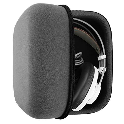 Geekria Custodia rigida per cuffie AKG K240, K242, K550, K601, K701, K702, K240 MKII, K271 MKII, AKG Q701 Headphones, Auricolari Custodia Trasporto, Borsa da viaggio
