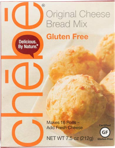 Chebe Original Cheese Bread Mix Gluten Free -- 7.5 oz Each / Pack of 2