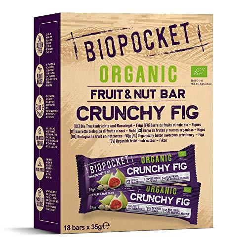 Biopocket - Barritas ecológicas de fruta y frutos secos, sa