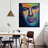 nr Modernes Leinwandbild Bruce Willis Poster und Wandbilder