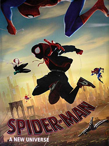 Spider-Man - A New Universe - Teaser - Filmposter 120x80cm gerollt