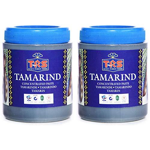 TRS Tamarind Geconcentreerde pasta 400g (Pack van 2)