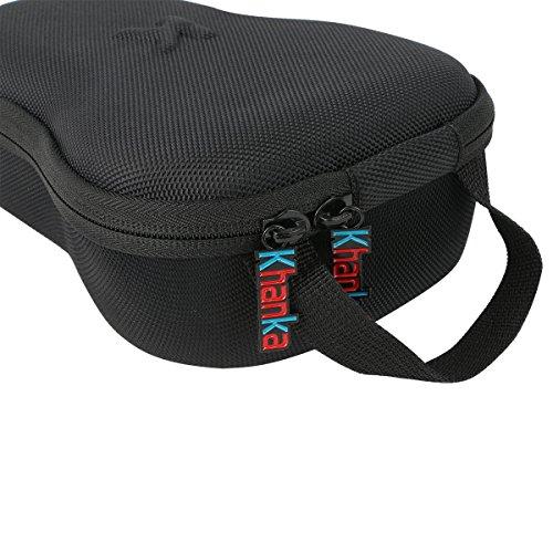 Teckone Portable Etui de voyage Housse pour Dymo S0946350 LabelManager 160 Étiqueteuse Portable/Dymo S0968950 LabelManager 280 Etiqueteuse de Bureau Portable.Mesh Pocket pour accessoires