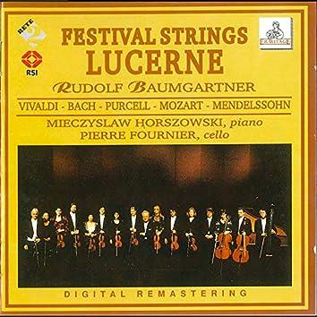 Festival Strings Lucerne - Rudolf Baumgartner