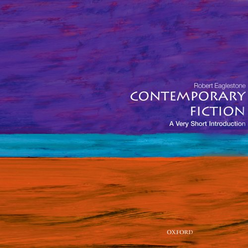 Contemporary Fiction: A Very Short Introduction audiobook cover art
