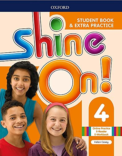 SHINE ON! 4 - STUDENT'S BOOK ENHANCED DIGITAL PACK