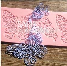 Generic Hot Lace Silicone Mold Sugar Craft Cake Fondant Cake Decorating Bakeware