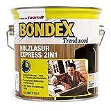 0,75 L Bondex 2in1 Holz Lasur Express Eiche 722