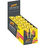 PowerBar Bevanda 5 Elettroliti Pompelmo rosa con caffeina, Confezione da 12 (12 x 42 g)