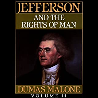 Thomas Jefferson and His Time Volume 2 audiobook cover art