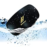 Happy Island Beker Swimming MP3 with IPX8 Waterproof Features in Bone Conduction, Wireless Headphones, 8GB Memory,...