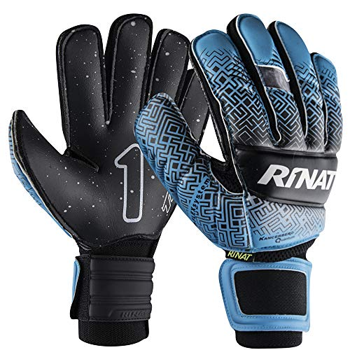 Rinat Kancerbero Quantum Spines Turf (Finger Protection) (4, Blue/Black)