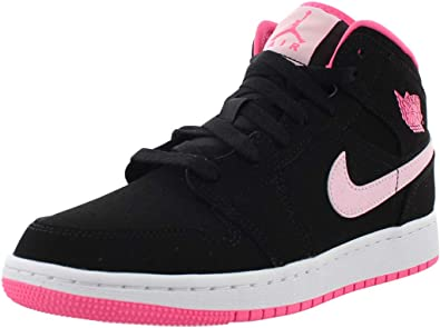 Jordan Air 1 Mid GS Girls Shoes