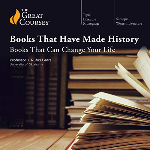 Books That Have Made History: Books That Can Change Your Life audiobook cover art