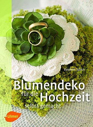Blumendeko für die Hochzeit selbst gemacht (Selbermachen)