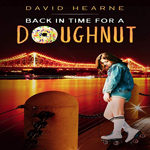 Back in Time for a Doughnut cover art