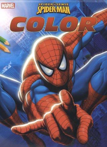 Color Spider-Man