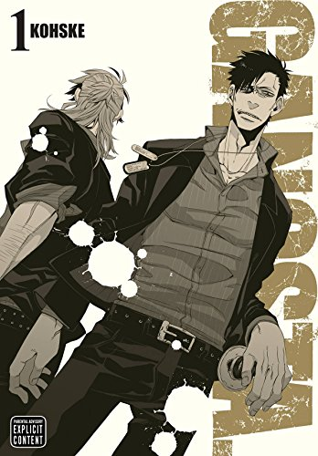 GANGSTA GN VOL 01 (MR) (C: 1-0-0)