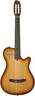 Godin 032495 Grand Concert Duet Multiac Guitar (Ambiance Lighburst HG)