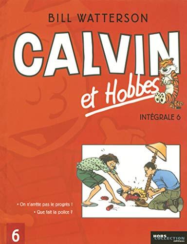 Intégrale Calvin et Hobbes T6 (6)