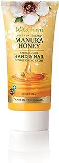 Wild Ferns Manuka Honey and New Zealand Keratin Hand and Nail Cream
