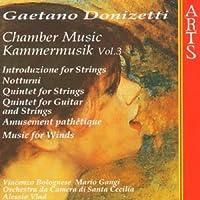 Donizetti: Chamber Works, Vol.3