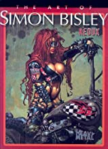 simon bisley art book