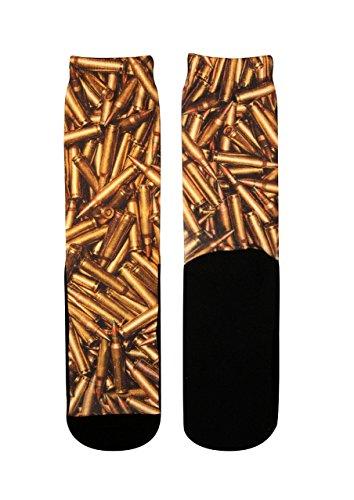 Custom Elite Socks Gold Art Stance Athletic Sport Gift