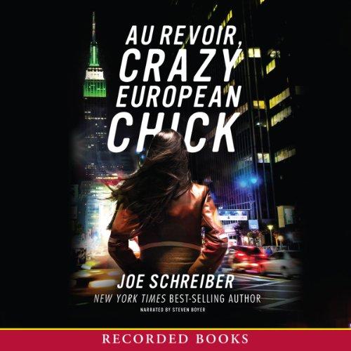 Au Revoir, Crazy European Chick cover art