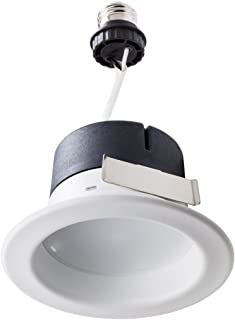 Philips 801258 50W Equivalent Dimmable Daylight Led Downlight, 4