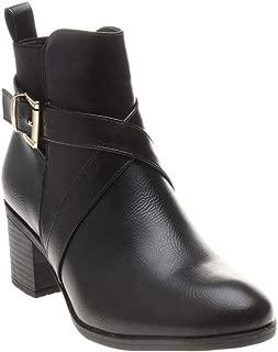 SOLESISTER Aurelia Womens Boots Black