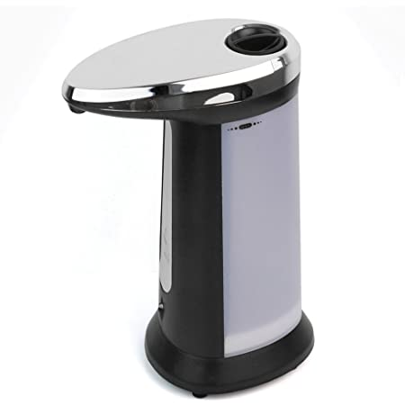 1000ml Desinfektionsmittelspender Infrarot Automatik Seifenspender mit Sensor DE