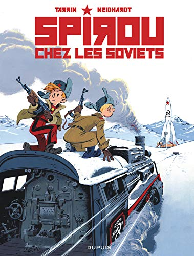 Spirou chez les Soviets - tome 0 - Spirou chez les Soviets