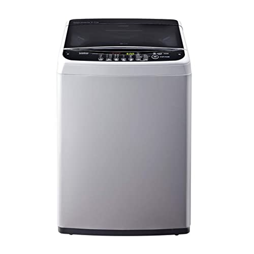 LG 6.5 kg Inverter Fully-Automatic Top Loading Washing Machine -(T7581NDDLG.ASFPEIL , Middle Free Silver)