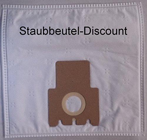20 Staubsaugerbeutel passend für Miele Swing H1 EcoLine Plus | Staubbeutel aus 5-lagigem Vlies | von Staubbeutel-Discount