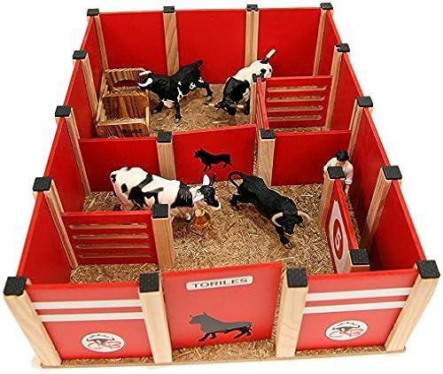TGolds Y Vaca Cb Spielzeug, Rot, 50 x 40 x 15 (1)