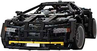1600 PCS Building Block Compatible with Lego 8880 Supercar Improved Tribute Edition, Puzzle Toy Technic Super Racing RC Ca...