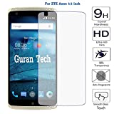 Guran® Pellicola Protettiva in Vetro Temperato per ZTE Axon Elite (5.5 pollici) Smartphone Ultra Sottile Screen Protector Film