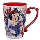 Disney Store Princess Snow White Coffee Mug Red 2016