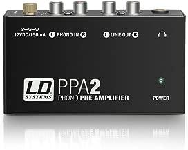 Ld systems LDPPA2 - Ppa2 preamplificador y ecualizador riaa para tocadiscos