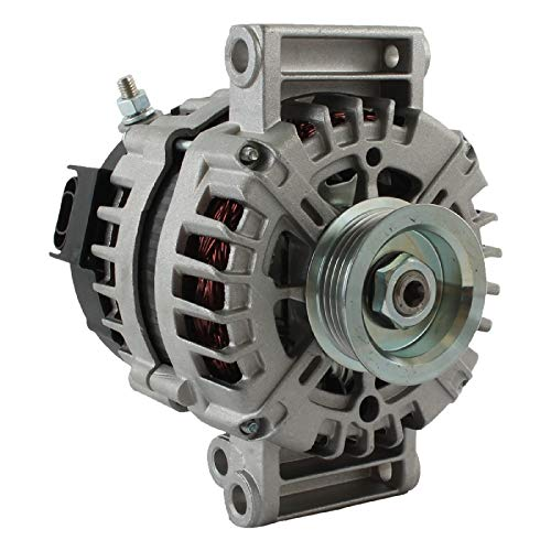DB Electrical AVA0078 Alternator Compatible With/Replacement For Chevy Chevrolet Cobalt 2.2 2.4 2008 2009 2010, Malibu 2.4L 2008 2009 2010 / Pontiac G5 2008 2009 2.2 2.4 / Saturn Aura 2008 2009 2.4L