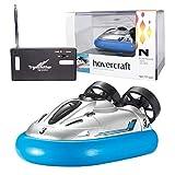 MANGGUO Mini Barca RC ad Alta velocità, Barche da Corsa telecomandate, Mini Barca da Corsa Modello di motoscafo Veicolo Giocattolo per Bambini, Giocattolo Acquatico interattivo per Bambini