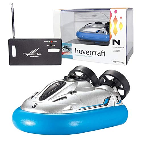Esplic Mini RC U-Boot Boot Für Kinder, Ferngesteuerte Rennboote Für Pools Bäder, Hovercraft Boot Eltern-Kind Interaktives Wasserspielzeug