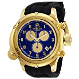 Invicta Russian Diver Chronograph Quartz Blue Dial Men's Watch 27727