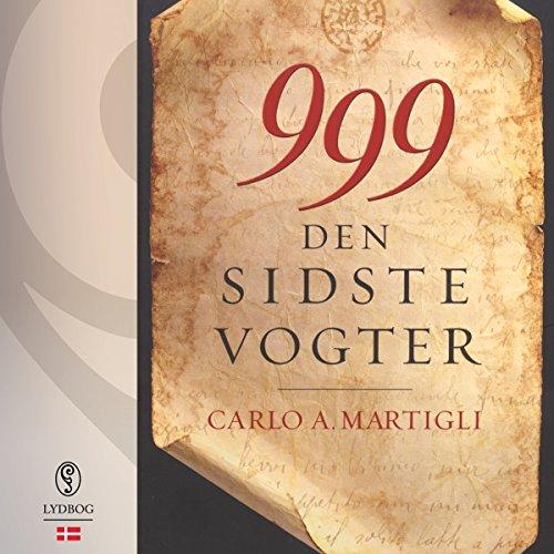 999. Den sidste vogter (Danish Edition) audiobook cover art