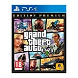 GTA V - Edition Premium - PlayStation 4 [Importación francesa]