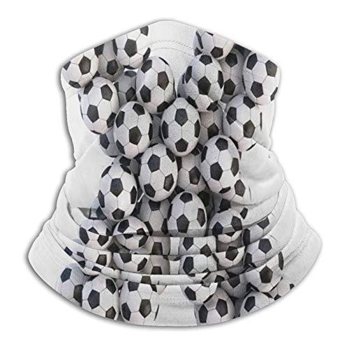 Bufanda de forro polar para el cuello, con forma de letras, ajustable, para invierno, máscara de esquí, pasamontañas, para hombres, mujeres, niños, correr, esquí, ciclismo, etc.